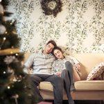 descansar en Navidad
