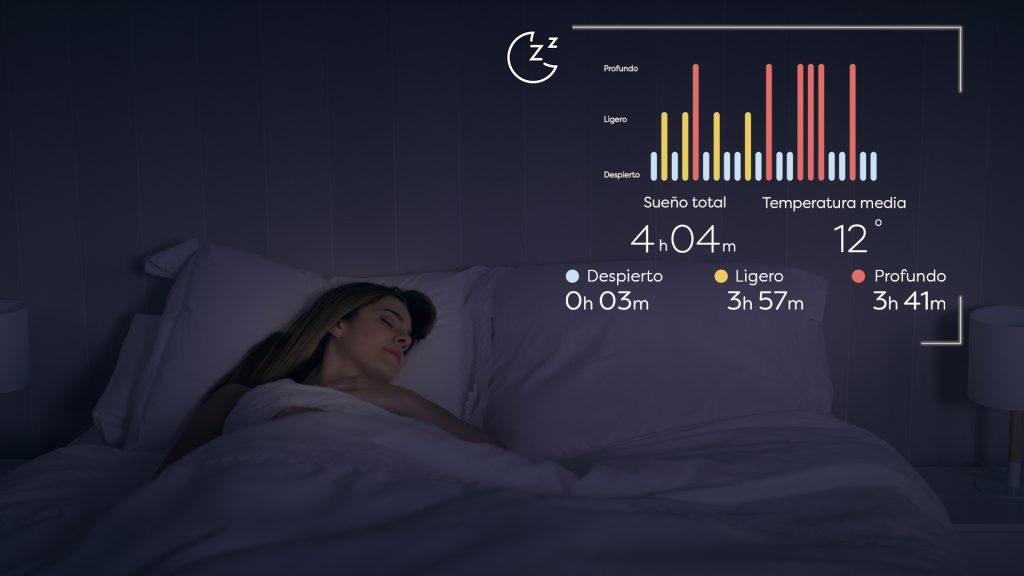 colchón inteligente 2 Nuevo Smart Pik