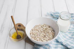 desayuno saludable - avena