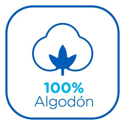 Algodón 100%